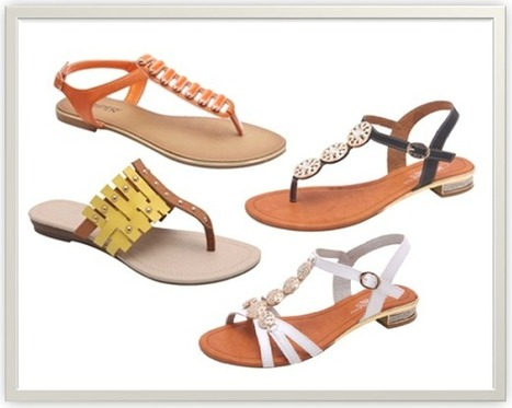Last Month to Wear Your Sandals! | Fashion and Jewelry | Scoop.it
