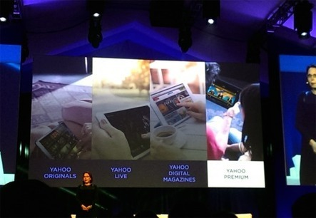 Yahoo's NewFronts pitch: Premium video, end-to-end advertising - Digiday | Digital-News on Scoop.it today | Scoop.it