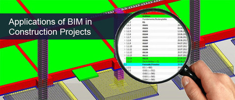 Applications of BIM in Construction Projects | BIM Design & Engineering | Scoop.it