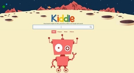 Kiddle – UKEdChat.com | ICTmagic | Scoop.it