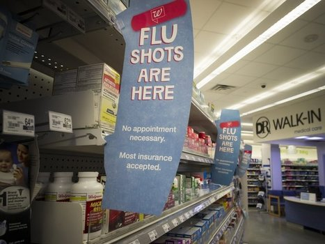 A Universal Flu Vaccine May Be On the Horizon | Biomedical Beat | Scoop.it