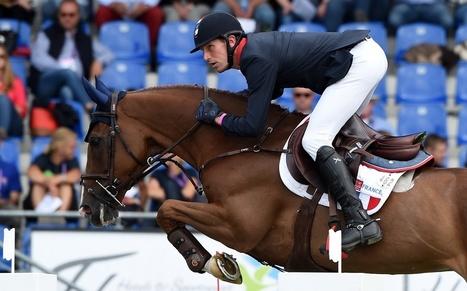 JO-Equitation: carton plein pour les Bleus | Cheval et sport | Scoop.it