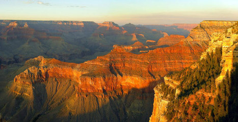 Grand Canyon at least 70 Million Years Old | Geology | Sci-News.com | Geology | Scoop.it