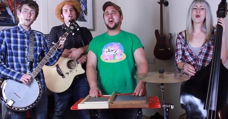 Country Cover of Lorde's 'Royals' Is a Twangy Masterpiece [VIDEO] | The Music Biz | Scoop.it
