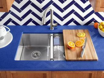 Plumber: Put your kitchen sink to work with these accessories - Wickedlocal-Med Ford | Ericas Kitchen Gadgets | Scoop.it