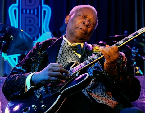Legendary 'King of the Blues' blues B.B. King dead at age 89.<br/><br/>#SadDayInMusicHistory #RIPBBKing #Legend #Blues<br/><br/>|&curren;| http://news.yahoo.com/king-blues-blues-legend-b-b-king-dead-054620960.html | Celebrity Culture and News... All things Hollywood | Scoop.it