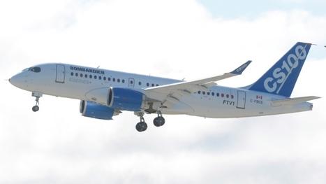 L'avion le plus moderne au monde. | AIRWARE - AERONAUTIQUE - AEROSPACE - CONSTELLIUM | Scoop.it