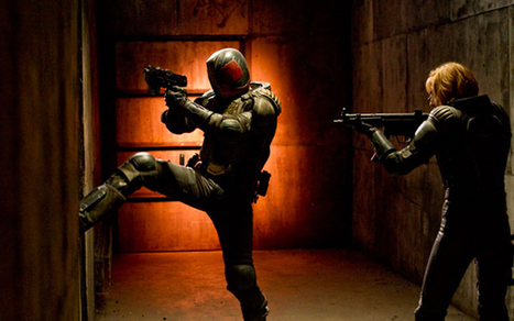 Dredd - South Florida Movie Reviews by I Rate Films | Film reviews | Scoop.it
