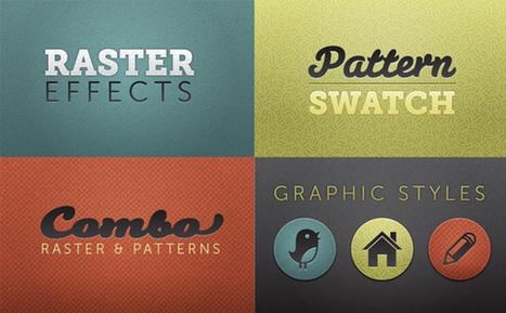 25+ Awesome Of Illustrator Tutorials   Design Tutorial   Scoop.it