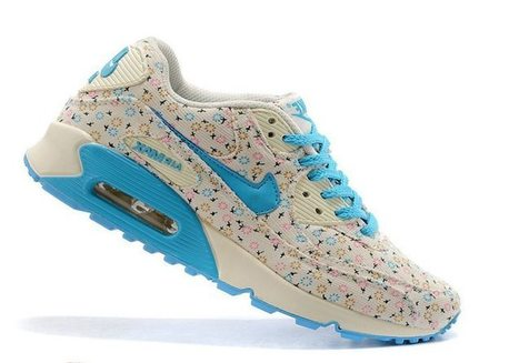 World fashion Nike Air Max 90 Floral Print Womens Dandelion Running Shoes | Beats By Dre - Cheap Monster Beats By Dre Outlet Sale | Scoop.it