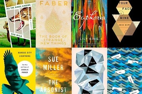 32 Of The Most Beautiful Book Covers Of 2014 | Booketing | Scoop.it