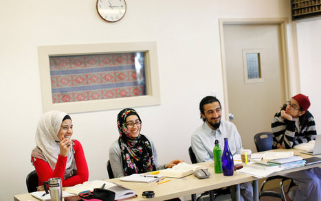 A Muslim College Mixes Subjects to Achieve an American Feel | ciberpocket | Scoop.it