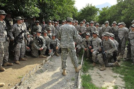 Leadership in a Combat Zone | Empathy and Compassion | Scoop.it