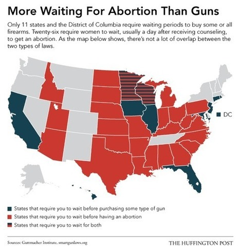 More States Require a Waiting Period to Have an Abortion Than to ... | ReproRights | Scoop.it