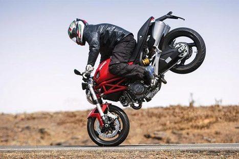Ducati Monster 795 : India road test: Ducati Monster 795 | Ductalk Ducati News | Scoop.it