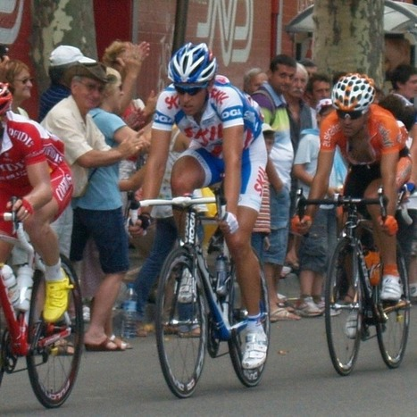 Google Street View Takes You on the Tour de France   Google   Scoop.it