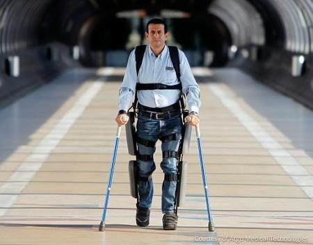 ReWalk exoskeleton gets FDA approval for home use - Gizmag | Aging, Technology & Healthcare | Scoop.it