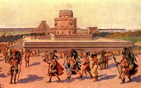 Viaje a través de la cultura maya | Reino Maya | Scoop.it