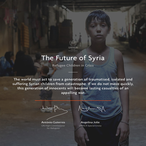 The Future of Syria | Refugee Children in Crisis | Syrien VIDEOS, BILDER UND RADIOBEITRÄGE | Scoop.it