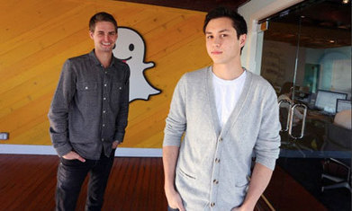 Ten things you need to know about Snapchat | I work on the Interwebs | Scoop.it