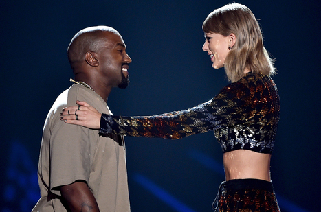 Why Does Kanye West Want to Squash the Tidal-Apple 'Beef'?   Musicbiz   Scoop.it