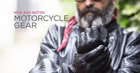 New and Noted: Motorcycle Gear | Ductalk Ducati News | Scoop.it
