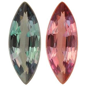 Alexandrite Marquise, 058cts   Multicolour.com   Gemstones Trends   Scoop.it