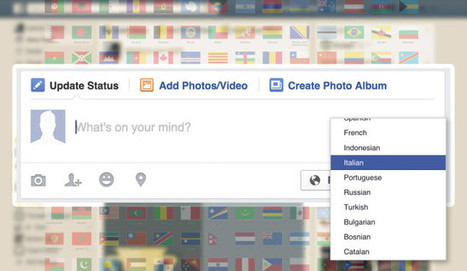 How To Post In Multiple Languages On Facebook | library life | Scoop.it