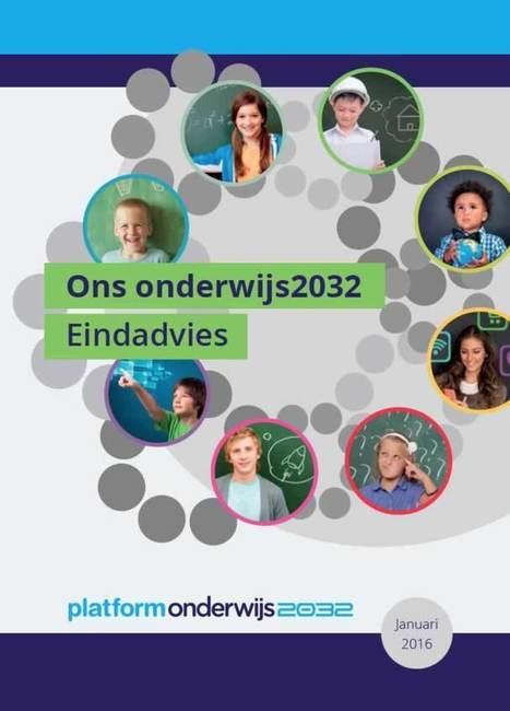 Ons Onderwijs2032. Neem je ruimte | Master Onderwijskunde Leren & Innoveren | Scoop.it