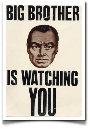 ¿Es viable una sociedad con sus ciudadanos bajo vigilancia permanente? | cibercultura | Scoop.it