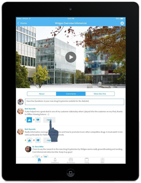 Make learning a social and mobile experience – Introducing Adobe Experience Manager Communities for Learning | mLearning anywhere, anytime, anyhow ... | Scoop.it
