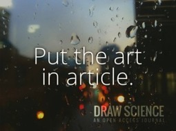 A new open access infographic journal: Draw Science | Open Science | Scoop.it