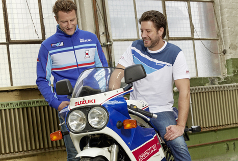 Suzuki Launches 2016 Clothing Range | Motorcycle Industry News | Scoop.it