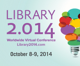 Library 2.014 Worldwide Virtual Conference | SchoolLibrariesTeacherLibrarians | Scoop.it