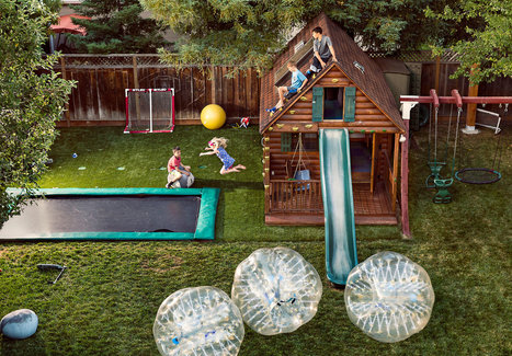The Anti-Helicopter Parent's Plea: Let Kids Play! | Rick Davidson Education | Scoop.it