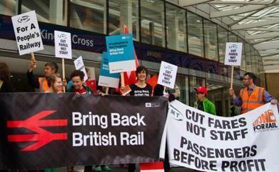 Three signs that privatised rail is unsustainable | ESRC press coverage | Scoop.it