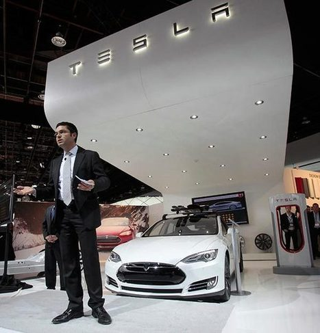 Experts eye Tesla to spur China's electric car market[1]- Chinadaily.com.cn   Sustain Our Earth   Scoop.it