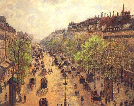 Histoire des Grands Boulevards | Un Jour de plus à Paris | Paris, son histoire | Scoop.it