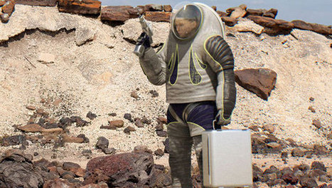 NASA wants your help in picking a futuristic spacesuit design - Mother Nature Network | Tech The Future | Scoop.it