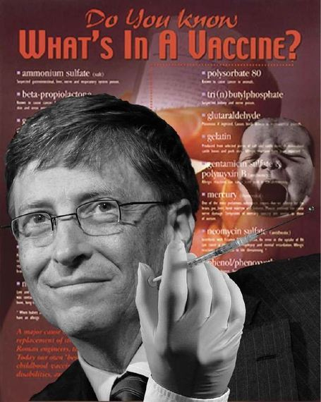 Bill Gates' Polio Vaccine Program Caused 47,500 Cases of Paralysis Death | Health Supreme | Scoop.it