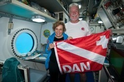 DAN continues its research mission by supporting Aquarius Reef Base | Nitroxxed Scuba News | Scoop.it