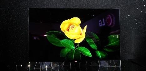 OLED reprezinta tehnologia de afisare a viitorului | Tehnologie | Scoop.it