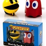 Pac-Man Wind-Up Toys Scurry Across Desks | All Geeks | Scoop.it