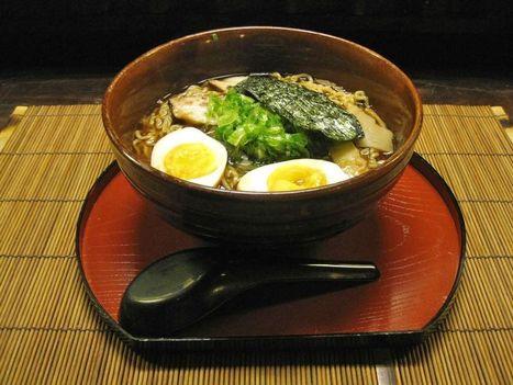 Japanese Ramen Noodle Soup | Food | Scoop.it