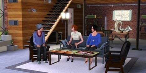 "Les Sims 3 Store : nouveau set ""Ostensiblement moderne"" - Direct Sims | Direct Sims | Scoop.it"