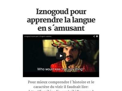 Iznogoud pour apprendre la langue en s´amusant   Films en Francais   Scoop.it