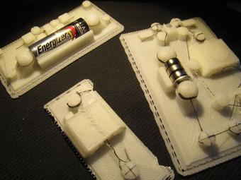 3D-Druck Design: Platinen und Geschirrspüler Ersatzteile | REPRAP | Scoop.it
