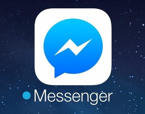 Salesforce associe le CRM avec Facebook Messenger | Veille digitale | Scoop.it