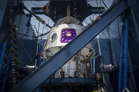 Crew Dragon Pressure Vessel Put to the Test | The NewSpace Daily | Scoop.it