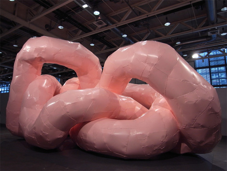 Franz West: 'Gekröse' (Mesentery) | Art Installations, Sculpture | Scoop.it